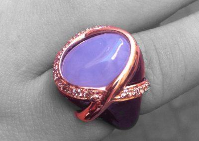 #anello #oro #spring #le Vitalisrl #gioielli #moda #artigianato #roma