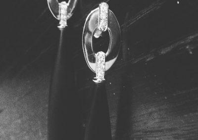 Orecchini#onice#moda#levitalisrl#designerjewelry#oro#vitalissime#gioielli